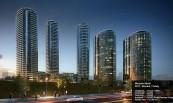 Manzara Adalar  2017 - İstanbul / Turkey  Categories: House + Office  Contractor: İş GYO Customer: İş GYO Architect: İş GYO-Dome Partners-Entegre Facade Area: 115.000 m2