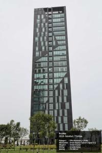 Buyaka 2010- İstanbul / Türkiye  Kategori     :  Ofis+Rezidans + AVM. Müteahhit : Artell Koytür Turizm İnşaat A.Ş Müşteri      : Artell Koytür Mimar        : Uras&Dilekçi Metraj        : 70.000 m2