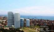 Манзара Адалар  2017 - Стамбул / Турция  Категории: Дом+Офис  Подрядчик: ИС ГЕО Клиенты: ИС ГЕО Архитектор: ИС ГЕО-Доме партнеры-Ентегре площадь фасада: 115.000 m2