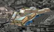 Джамден Лок 2018 - Лондон / Англия  Категории: Офис+Дом+Торговый Центр Подрядчик: MACE Клиенты: MACE Архитектор: Аллфод Холл Монаган Моррис площадь фасада: 10.000 m2