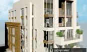 норт варф гарденс 2018 - Лондон / Англия Категории : Резиденция Подрядчик : Мидгард Клиенты : эмваж пропертиз Архитектор : повелл добсон площадь фасада : 29.822 m2