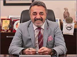 Yonetim Kurulu - Başkan Yardımcısı - Arif Güneysel