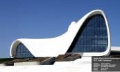 Haydar Aliyev Cultural Centre (HAMP) 2012 - Bakü / Azerbaycan  Kategori     : Kültür Merkezi  Müteahhit : Dia Holding Fzco Şirketi Müşteri      : Azerbaycan Hükümeti Mimar        : Zaha Hadid Metraj        : 8.551 m2
