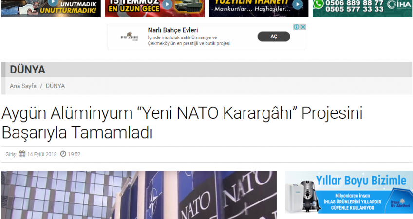 IHA_Aygun_Nato_Projesini_Tamamladi