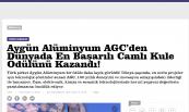 YeniSafak_Aygun_CamKule_Odulu
