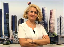 Gaye ABAOĞLU – AYGÜN Germany Country Manager